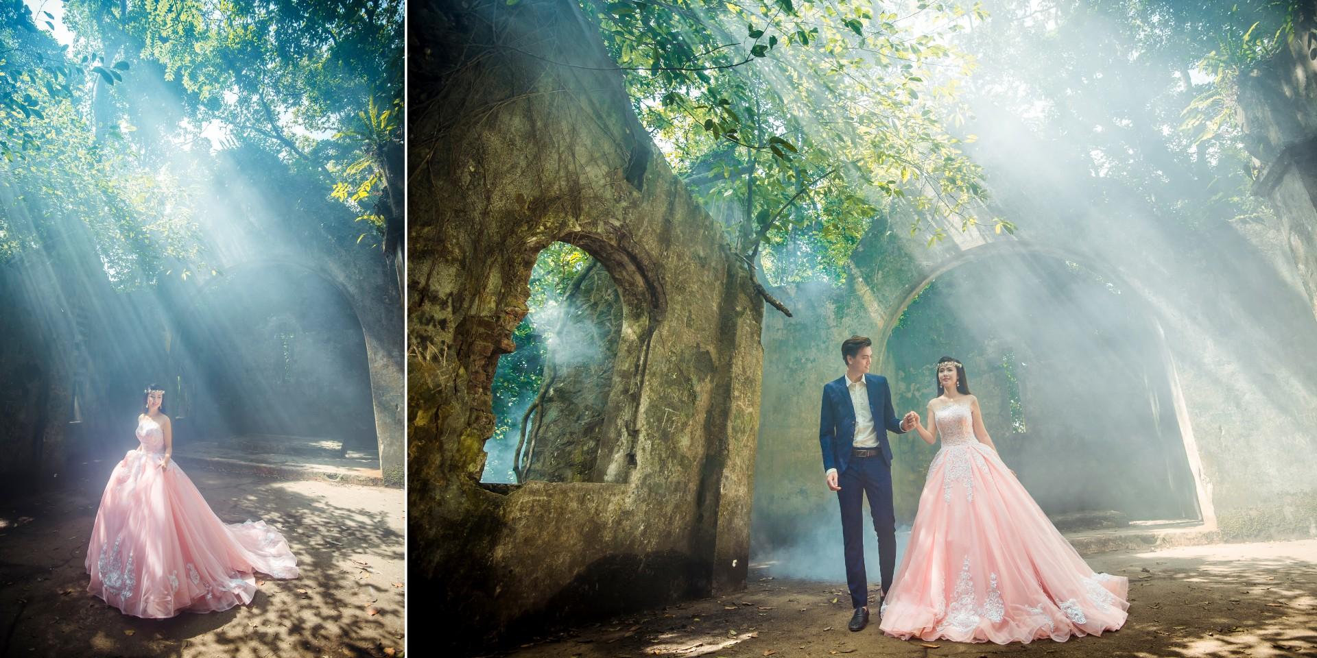 chụp ảnh cưới tại hà nội
