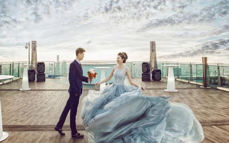 Bí quyết chọn studio chụp ảnh cưới vừa ý nhất
